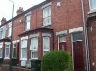 Terraced property in King Edward Road, Stoke...