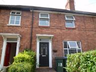 Terraced house in Engleton Road, Radford...
