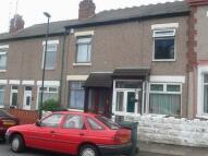 Terraced house in Dugdale Road, Radford...