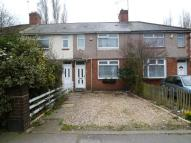 Terraced property in Parkgate Road, Holbrooks...