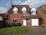 Detached house for sale in Lewis Lane, Arlesey...