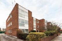 Flat for sale in Montague Road...