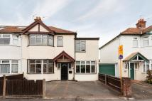 semi detached house in Blakes Terrace...