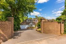 Detached house in London Road, Bourne End...