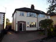3 bedroom semi detached home in Furniss Avenue, Dore