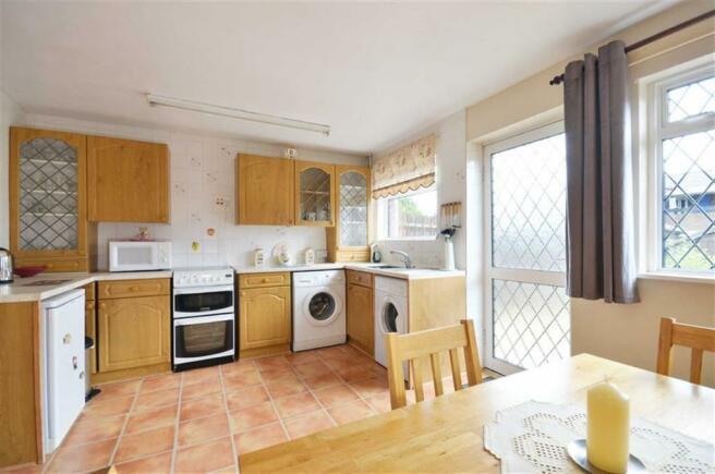 Open Plan Kitchen/ D