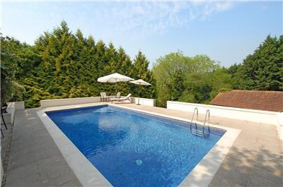 4 bedroom detached house for sale in ashlar house tog for Heated pools for sale