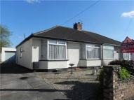 Semi-Detached Bungalow for sale in Queens Drive, Hanham...