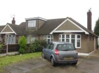 Semi-Detached Bungalow in Oak Walk, Hockley, SS5