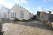 3 bed Semi-Detached Bungalow in Rochford