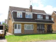 semi detached home to rent in Shakespeare Avenue...