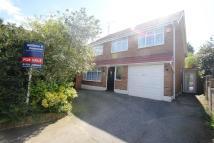 Detached property for sale in Hockley
