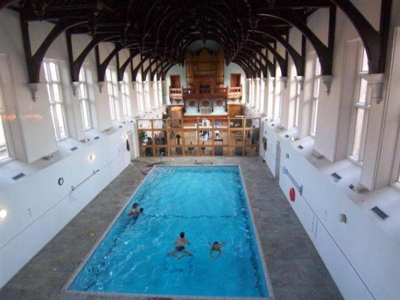 Swimming Pool/Gym