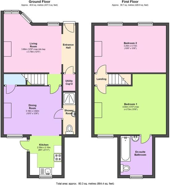 44 St Georges Road -