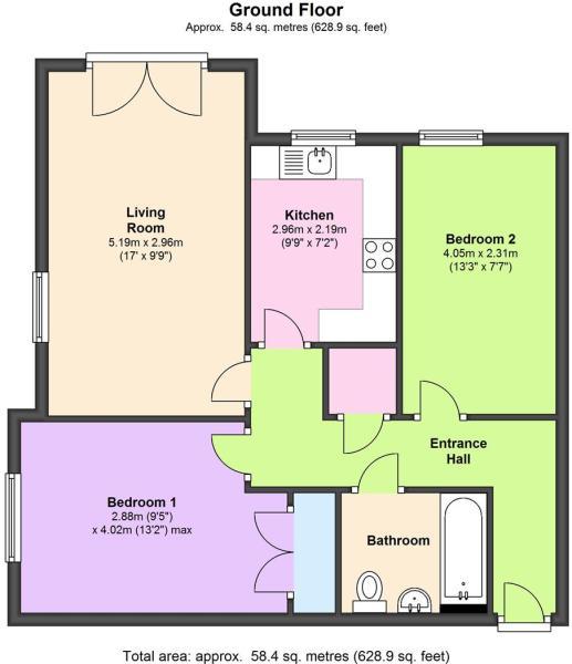 Flat 5, Craig House