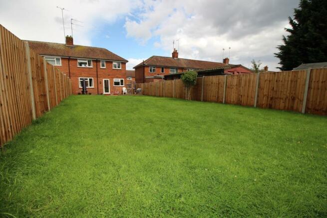 Rear Garden / Rear of Property