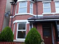 Terraced property to rent in Grove Park, Colwyn Bay...
