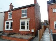 semi detached home in Meadow Road, Ripley