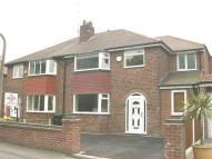 4 bedroom semi detached house in De Quincey Rd, Timperley...