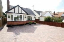 Bungalow in Writtle Road, Chelmsford...