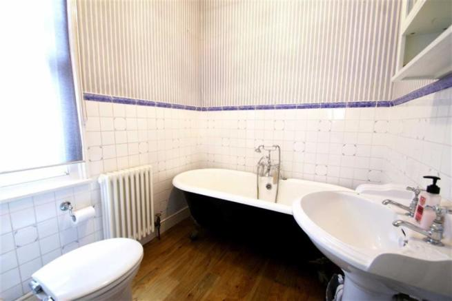 VICTORIAN STYLE BATH