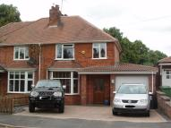 semi detached home to rent in Melton Road, Lillington...