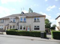 Flat to rent in Whitehaugh Avenue...