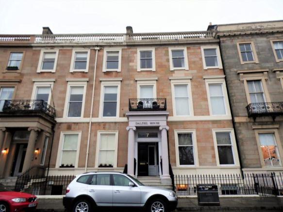 2 bedroom flat to rent in claremont terrace flat glasgow g3 for 18 park terrace glasgow