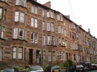 1 bed Flat to rent in Bolton Drive, Cathcart...