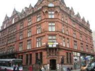 Flat to rent in West Regent Street...