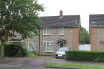 semi detached home to rent in Needwood Road, Bedford...