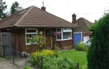 Detached Bungalow for sale in Letchworth Garden City...