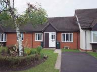 2 bed Terraced Bungalow in Shadowbrook Road...