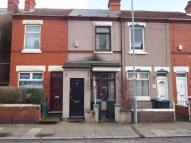 Terraced house in Melbourne Road, Earlsdon...