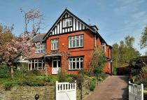 Detached home in Chelford Road, Prestbury...