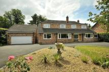 Detached house in Meadow Drive, Prestbury...