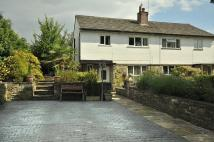 3 bedroom semi detached property in Kingsway, Bollington...