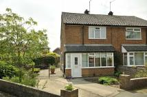 2 bed semi detached property in Bamford Close...