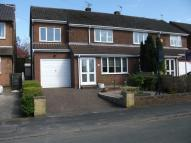 semi detached property for sale in Barnfield Road...