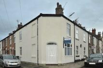 Terraced house in Green Street...