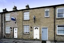 Terraced house in Oldham Street...