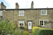 Terraced house in Moss Brow, Bollington...