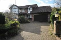 Detached house in Elm Rise, Prestbury...