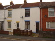 Terraced home in Melville Road, Gosport...