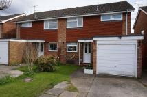 3 bed semi detached home for sale in Thames Road, Thatcham