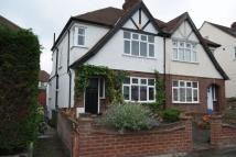 3 bed semi detached property in Brinklow Crescent...