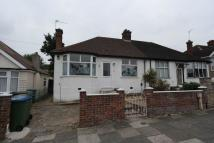 2 bed Semi-Detached Bungalow for sale in Irwin Avenue, Plumstead