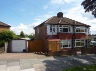 semi detached property for sale in Swingate Lane...