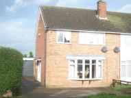 3 bed semi detached house in Whitefield Road, Duston...