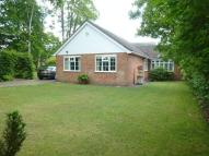 3 bedroom Detached Bungalow in Arnhem Way, Woodhall Spa